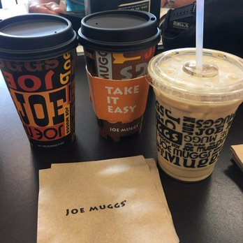 Image result for joe muggs hot coffee in a cup