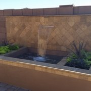 Ordinaire Wall Water Feature Photo Of Outside Living Concepts   Phoenix, AZ, United  States.