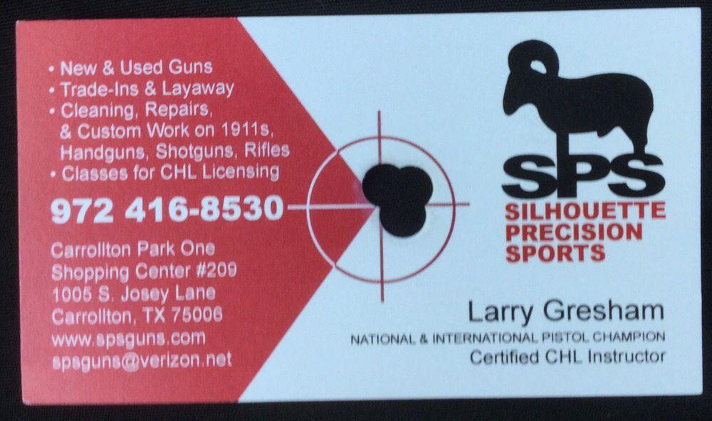 Silhoutte Precision Sports: 1105 S Josey Ln, Carrollton, TX