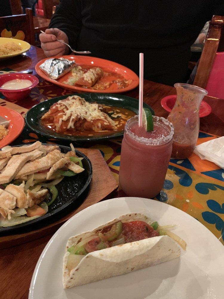 Mango's Mexican Cuisine: 687-699 S Ripley Blvd, Alpena, MI