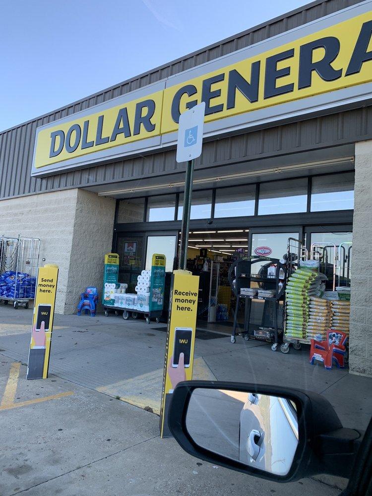 Dollar General Store: 229 Cross St, Burlington, KS