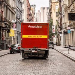 Merveilleux Photo Of Moisheu0027s Moving U0026 Storage   New York, NY, United States