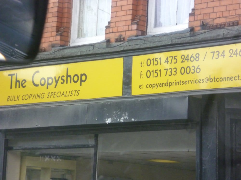 copy shop Printing, binding, collating, laminating and more from the ups store we help make you and your business look great.