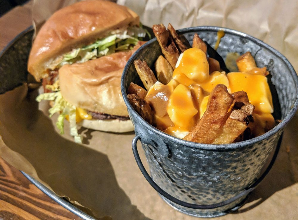 The Mess Hall Poutinerie