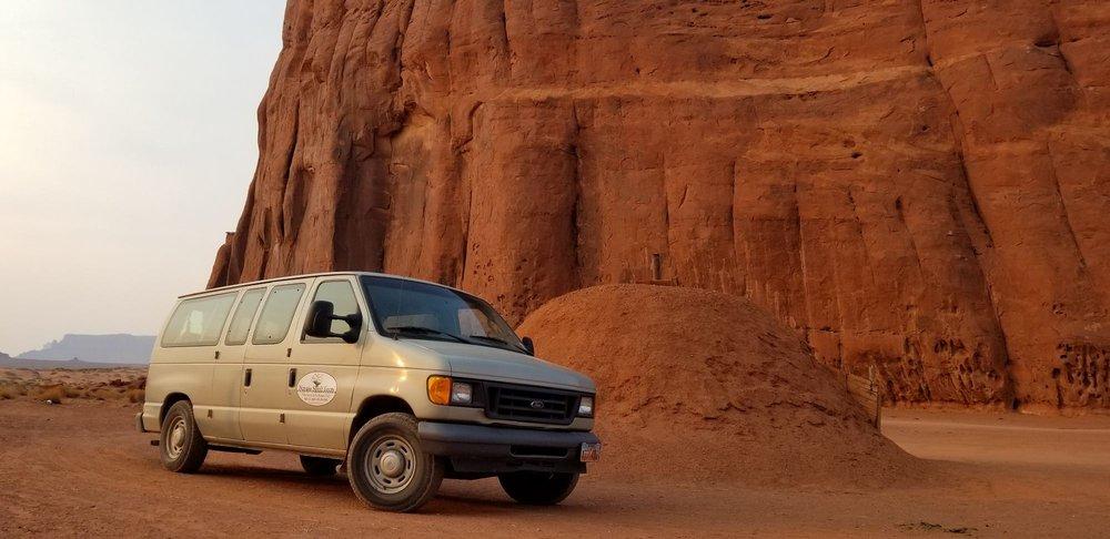 Navajo Spirit Tours: Oljato-Monument Valley, UT