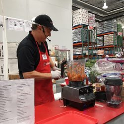 photo of costco indianapolis in united states vitamix promotional samples of delicious