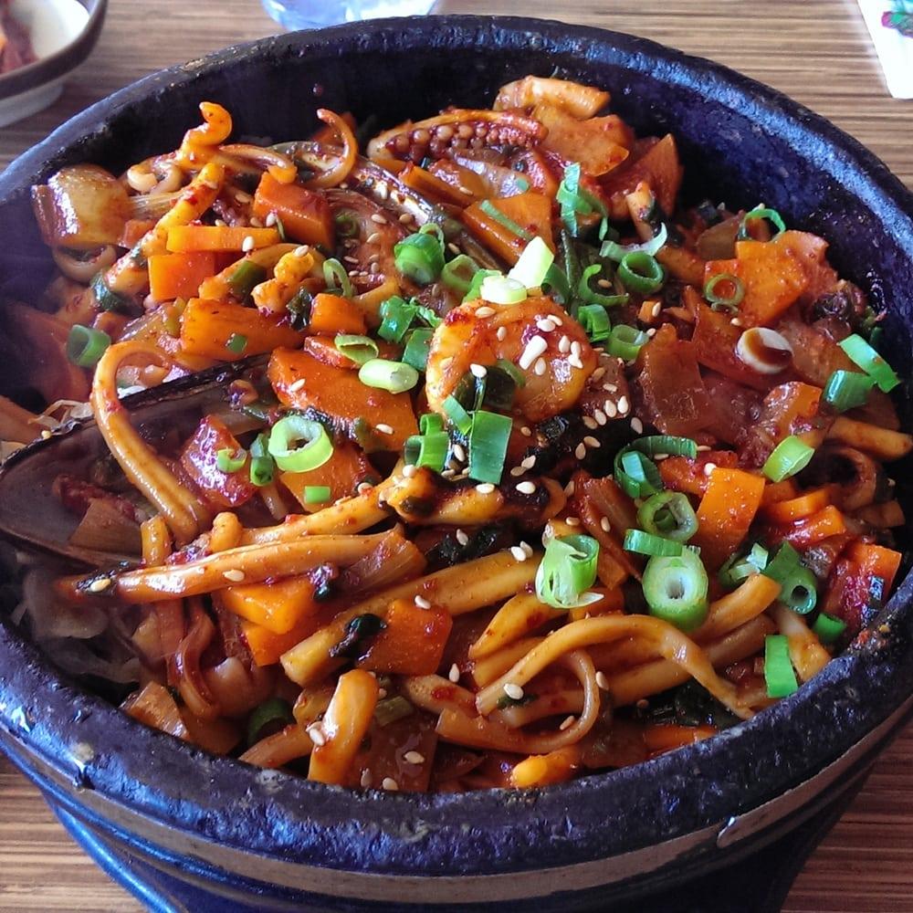 Kaju Tofu House 28 Images Banchan Yelp Condiments For