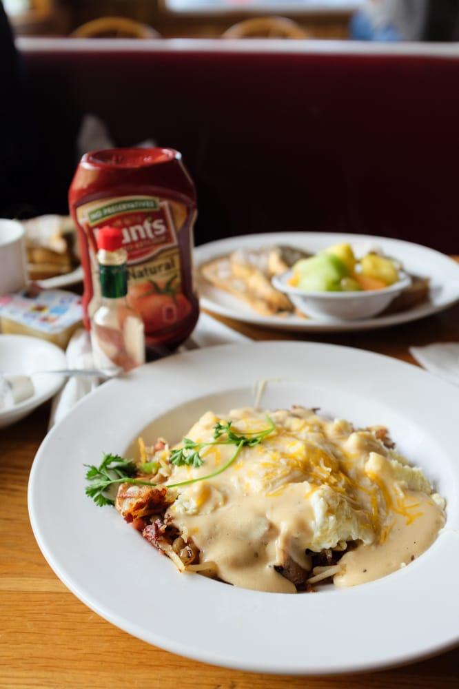 Matt and Mandy's Family Diner: 1447 N Goerig St, Woodland, WA