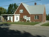 Gillies Funeral Home: 104 W Alger St, Lincoln, MI