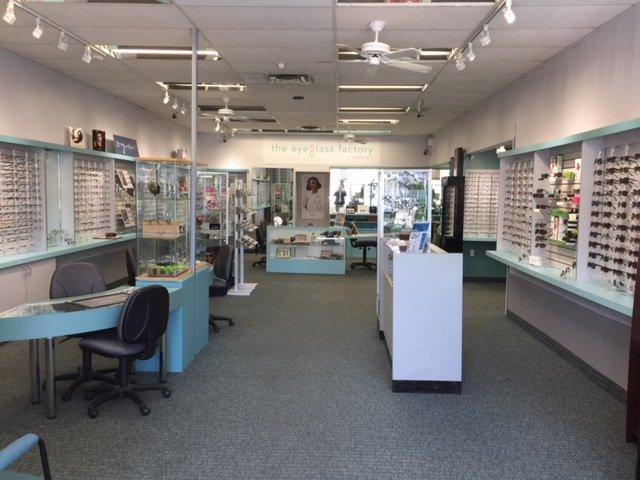 de61bf9bdf2e The Eyeglass Factory Ltd - Eyewear   Opticians - 104 Doncaster Avenue