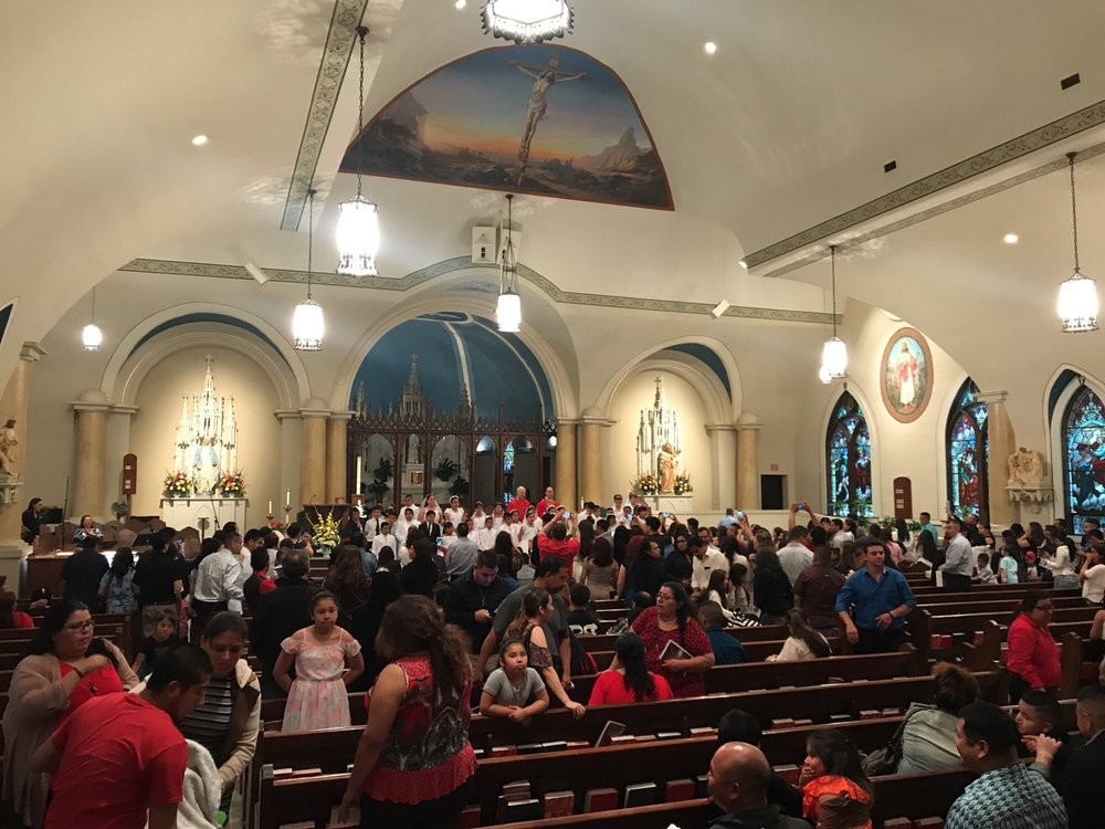 St Joseph Catholic Church: 936 Lake St, Kalamazoo, MI