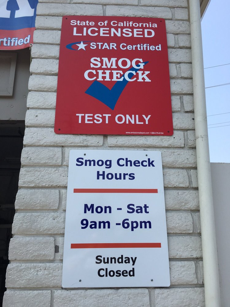 Quickie Smog Test Only 73 Reviews Smog Check Stations 2300