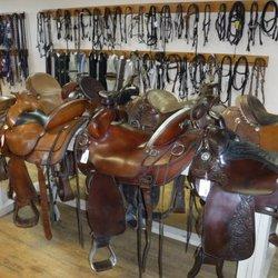 Rusty Spur Saddle Shop - Horse Equipment Shops - 19503 East