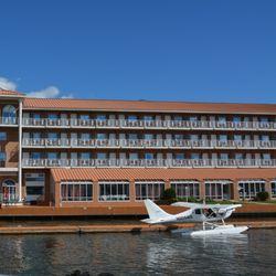 Photo Of The Riveredge Resort Alexandria Bay Ny United States Seaplane On