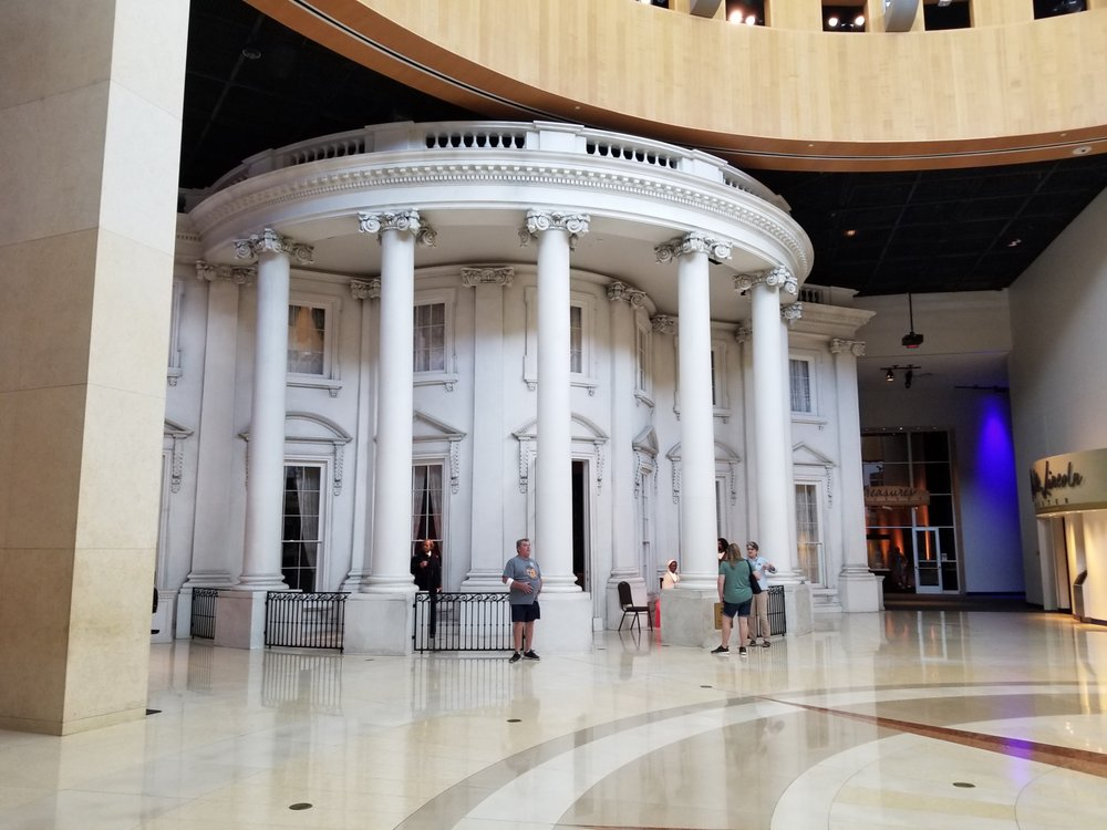 Social Spots from Abraham Lincoln Presidential Library & Museum