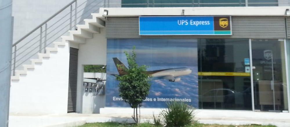 Ups express oficinas de correos av revoluci n 637 - Oficinas de correos en leon ...