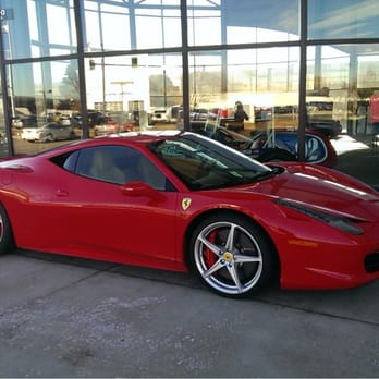 Photo Of Oxotic Supercar Driving Experience   Golden, CO, United States. Ferrari  458