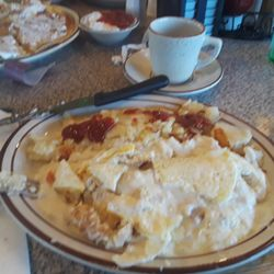 Photo Of Quakertown Family Restaurant Pa United States Biscuits And Gravy