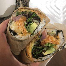 Photo Of Wasabi Asheville Nc United States 20 Sushi Burrito