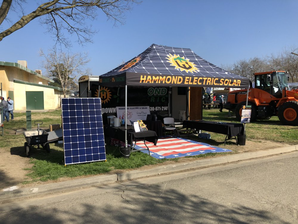 Hammond Electric: 350 Bridge St, Yuba City, CA