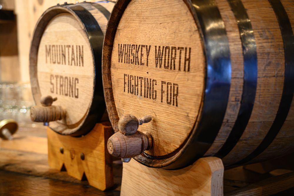 10th Mountain Whiskey Distillery: 500 Trail Gulch Rd, Gypsum, CO
