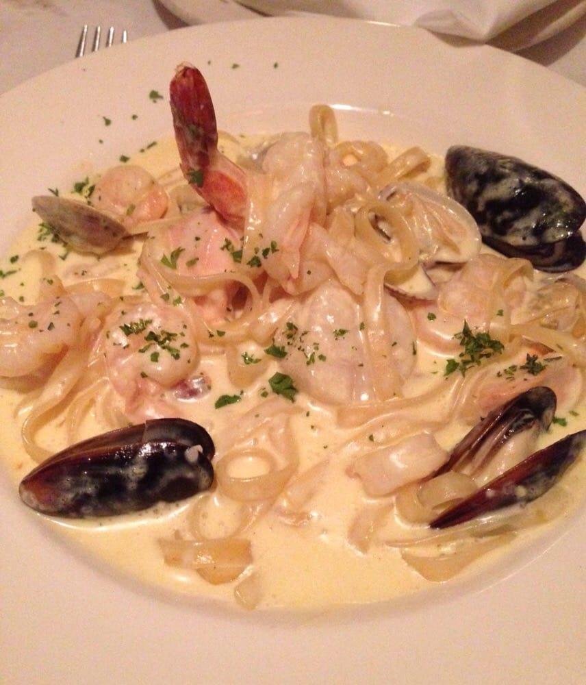 Seafood Alfredo Yelp