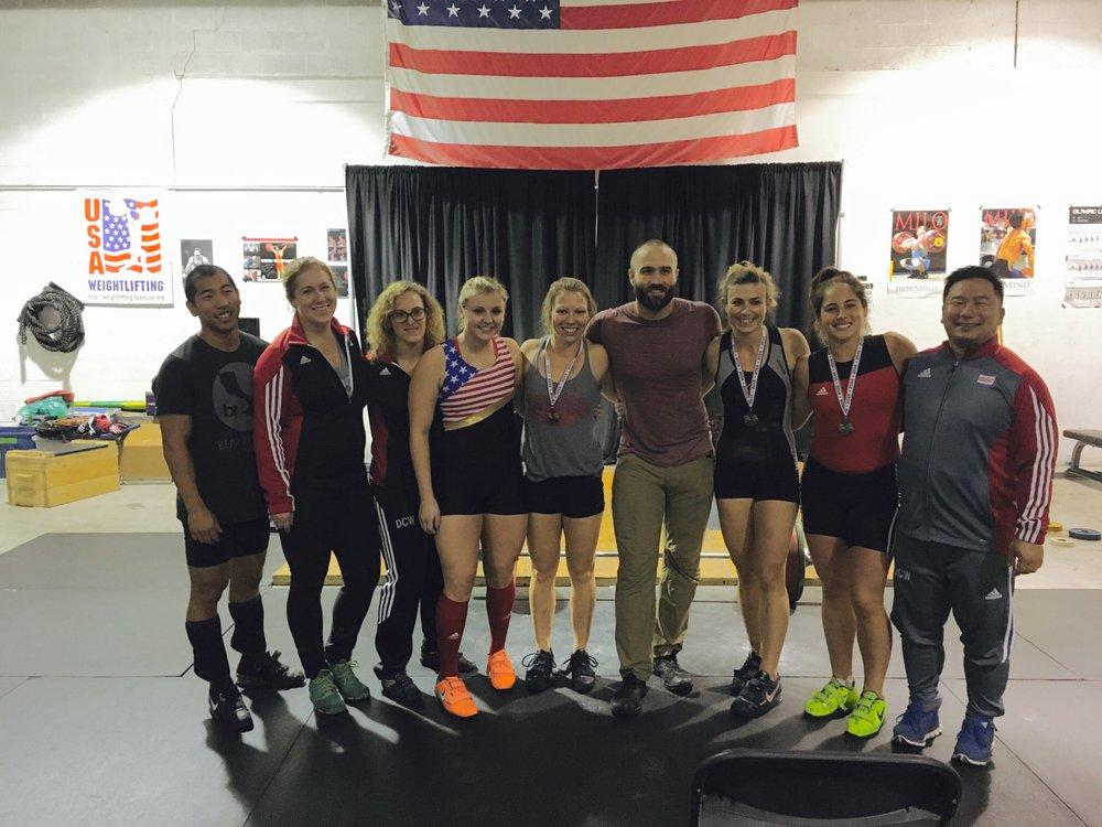 DC Weightlifting Club: 1507 U St NW, Washington, DC, DC