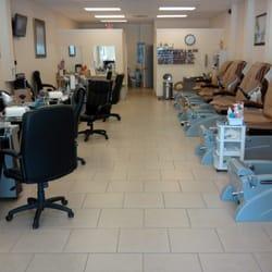 A plus nail salon nail salons 1702 n woodland blvd for A plus nail salon