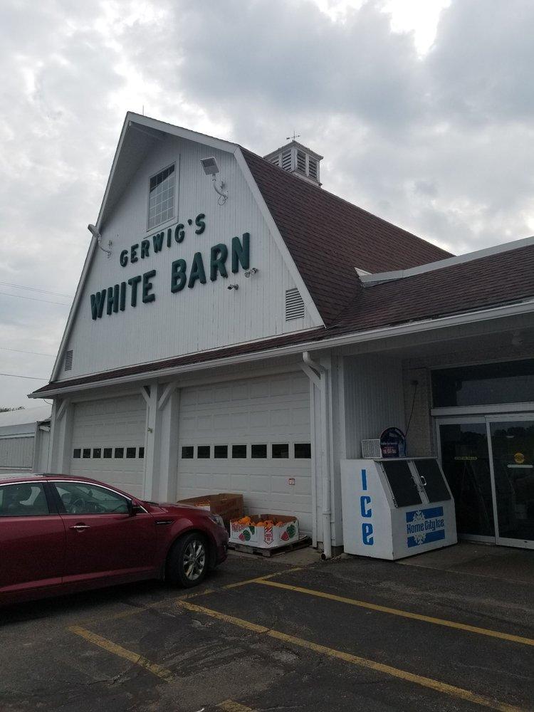 Gerwig's White Barn Market: 853 Township Road 1102, Ashland, OH