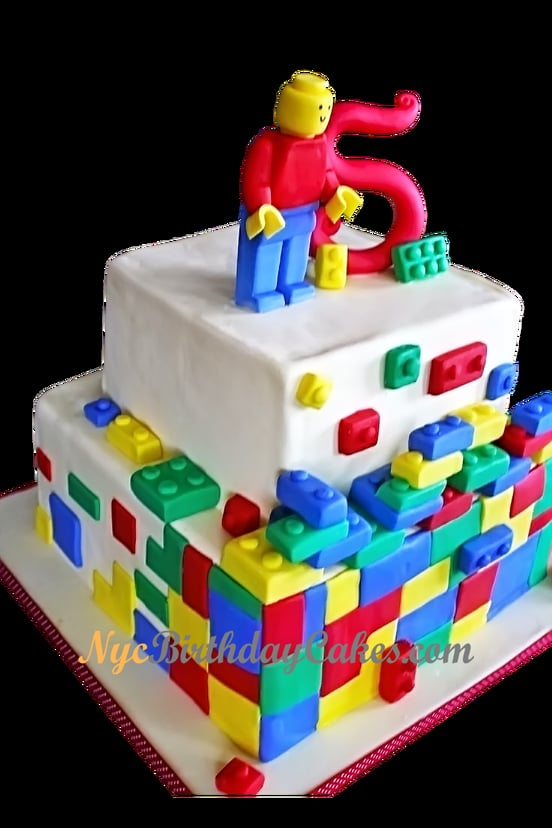 Lego Birthday Cake Cake Shop In Queens New York Http