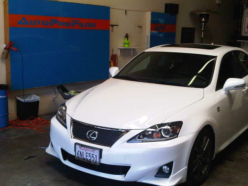 2011 lexus is 250 full hood fenders and bumper wrap for bud s see review yelp. Black Bedroom Furniture Sets. Home Design Ideas