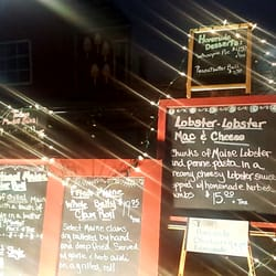 Maine Lobster Lady Food Truck Prices