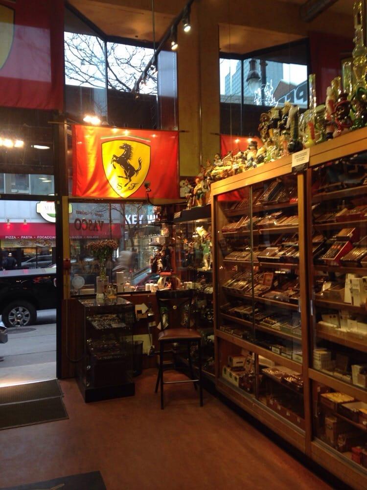 Vasco cigars 21 photos magasins de tabac 1392 1394 rue sainte catherine o ville marie - Magasins rue sainte catherine ...