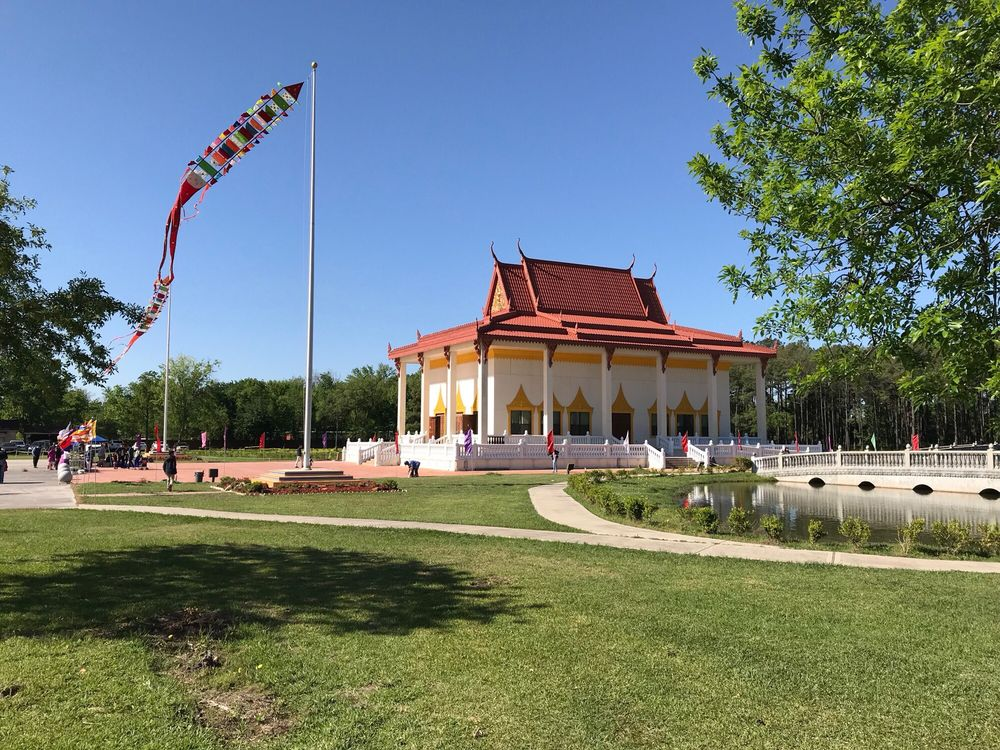 Wat Buddharangsey: 15211 Sellers Rd, Houston, TX