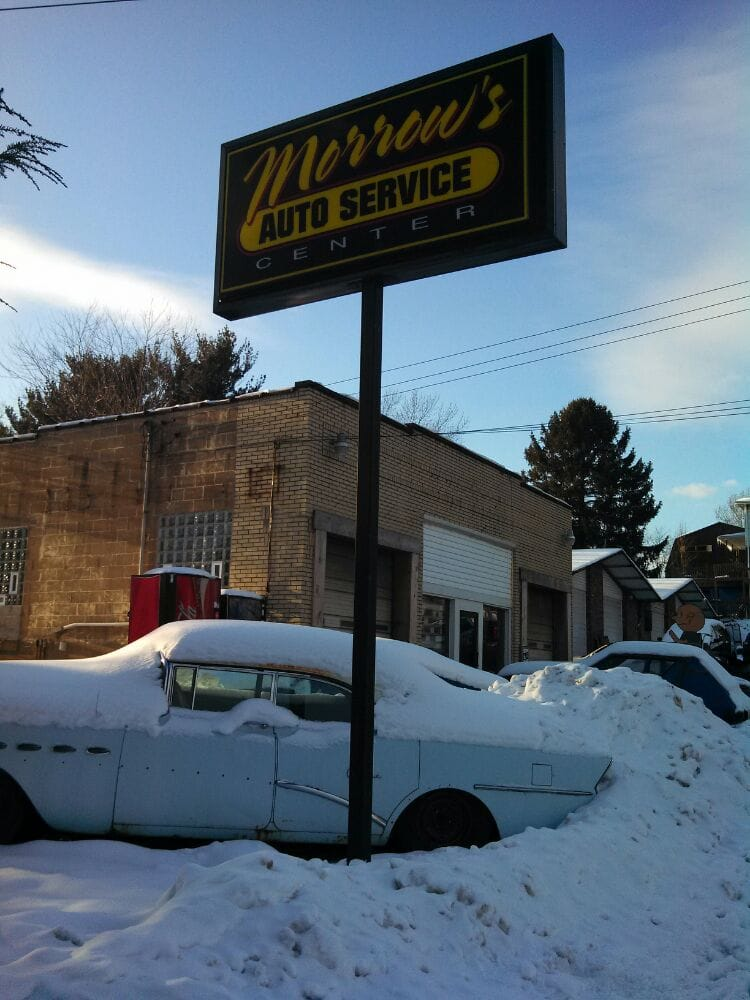 Morrow's Auto Service Center: 909 Greensburg Pike, East Pittsburgh, PA