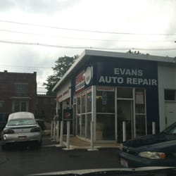 Evans' Auto Repair - University District - Columbus, OH