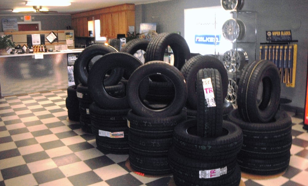 Norman Tire And Auto - Stanley, NC - yelp.com