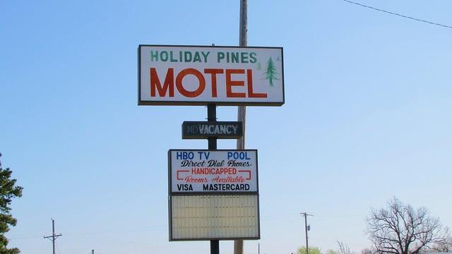 Holiday Pines Motel: 123 S Main St, Jay, OK