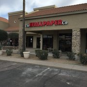 Spa like bathroom wallpaper Photo of Wallpaper Company - Scottsdale, AZ, United States
