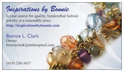 Inspirations By Bonnie: 1841 Nahunta Rd NW, Pikeville, NC