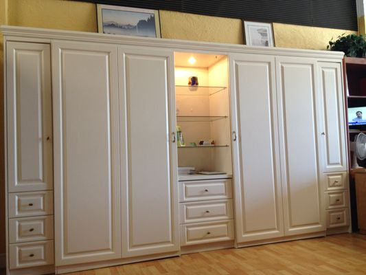 Photo Of Murphy Bed Sleep Shop   Hollywood, FL, United States. Murphy Bed