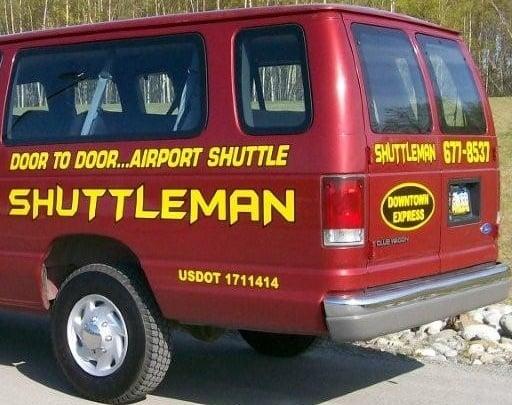 Shuttleman Transportation: 2900 Aspen Dr, Anchorage, AK