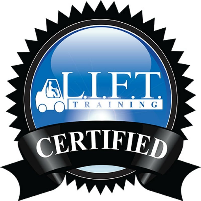 Get Trained, Get Certified, and Get a JOB. Only trust a LIFT ...