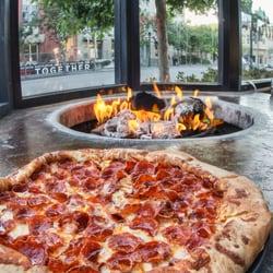 Photo Of Woodstocku0027s Pizza Santa Cruz   Santa Cruz, CA, United States.  Pepperoni