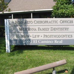 Palo Alto Chiropractic Offices - 14 Reviews - Chiropractors