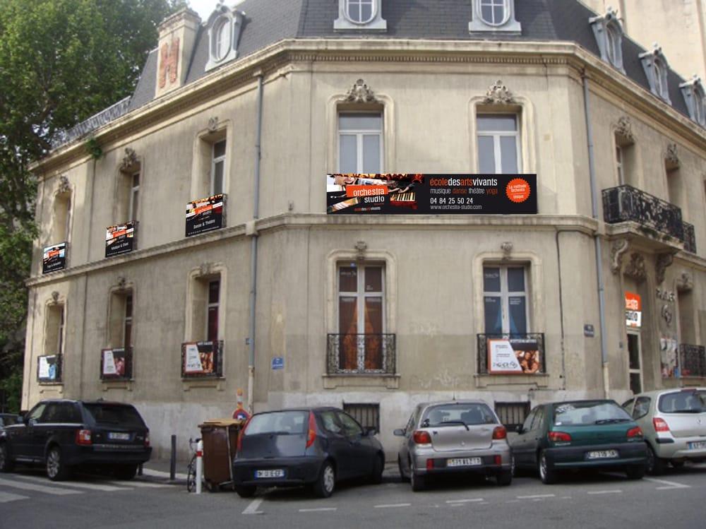 orchestra studio marseille dance schools 17 rue pierre dupr castellane marseille france. Black Bedroom Furniture Sets. Home Design Ideas