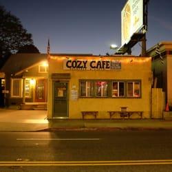 Cozy Cafe Redondo Beach Menu