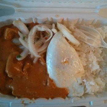 Sanguchon Food Truck Menu