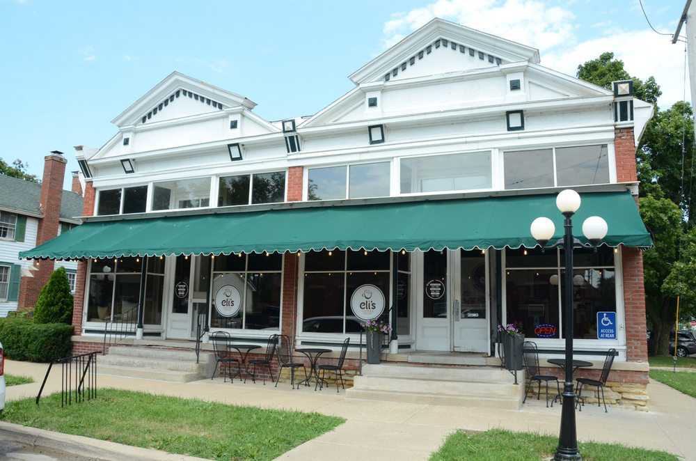 Eli's Coffee Shop: 101 W Partridge St, Metamora, IL