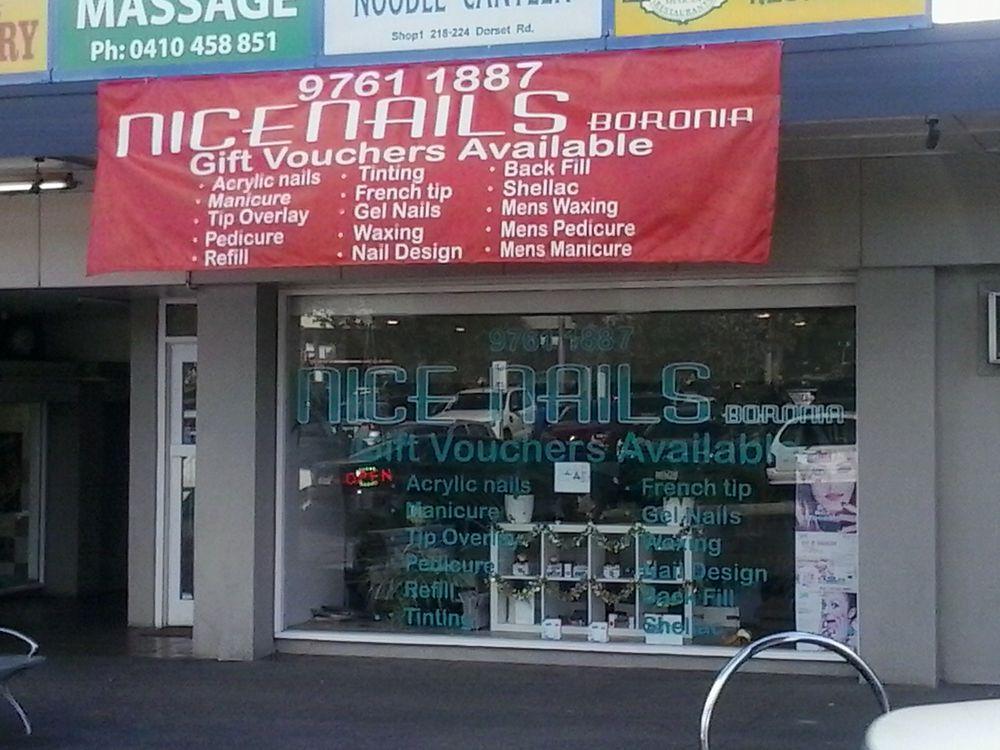 Nice Nails Boronia - Nail Salons - 218-224 Dorset Rd, Boronia ...